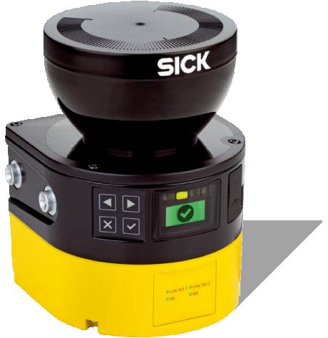 SICK Microscan3